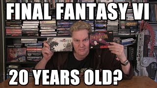 FINAL FANTASY VI is 20 years old TODAY! WTF! - Happy Console Gamer