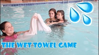The Wet Towel Game 💦 (WK 344.2) | Bratayley