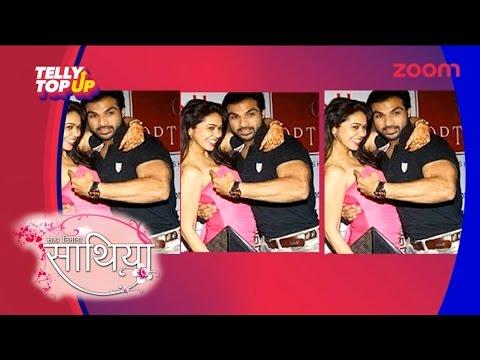 Saath Nibhana Saathiya's Ahem & Kinjal  are Real Life Siblings Now | Telly Top Up