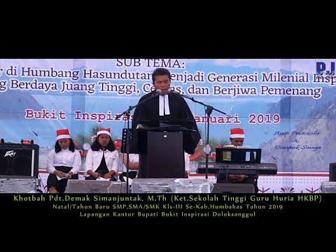 Download lagu terbaru Pdt.Demak Simanjuntak,M.Th mp4, download lagu gratis