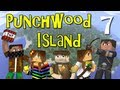 "Punchwood Island E07 ""Jobs"" (Minecraft Family Survival)"