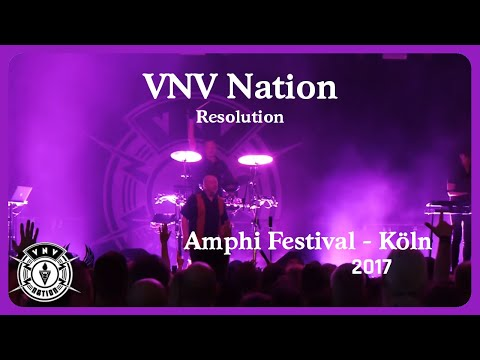VNV Nation - Resolution (Live@Amphi 2017)