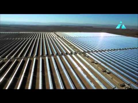 Maroc énergie : Noor la plus grande centrale solaire au monde