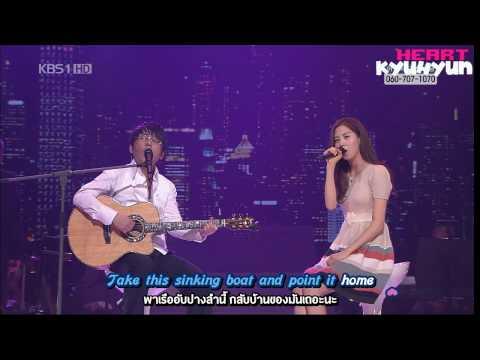 [Karaoke] Falling Slowly - Shin Seunghun Feat. Seohyun SNSD