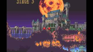 SNES Longplay [464] Akumajou Dracula XX
