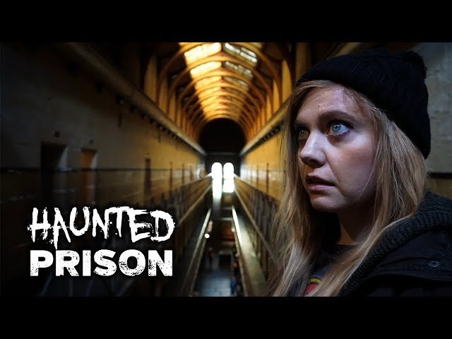 GHOSTS of Old Melbourne Gaol | Scary Abandoned Jail in Australia