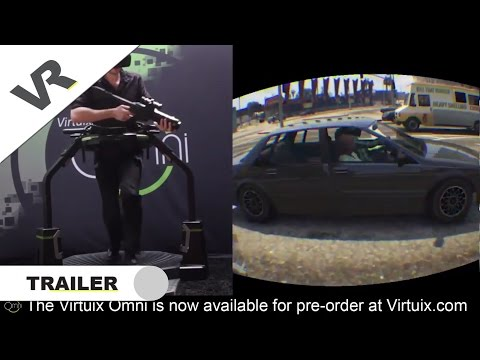 Virtuix Omni   Grand Theft Auto V