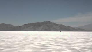 ボンネビル・ソルトフラッツ最高速度トライアル