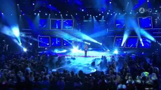 Tove Styrke - White Light Moment (Idol 2010 - TV4 HD - 2010-11-12)