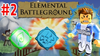 Roblox | PLAYER EPISODE 2 SYSTEM-Elemental Battlegrounds #2 | KiA Pham