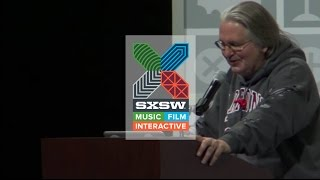 Bruce Sterling Closing Remarks | Interactive 2013 | SXSW