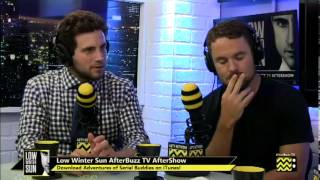 """Low Winter Sun After Show Season 1 Episode 5 """"Cake On The Way"""" 