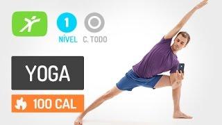 Programa de Yoga para Iniciante - 2° aula - #2