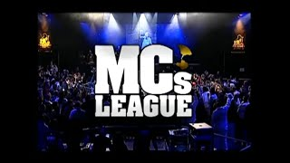 MCs LEAGUE - TOP 8 LEGENDS - N°1 - WADI -  RAP BATTLE