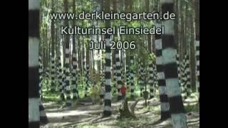 Kulturinsel Einsiedel. Der Geisterwald. Top-Familien-Ausflugsziel in Sachsen.