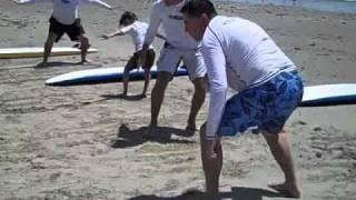 Sports Talk 790 Surf School