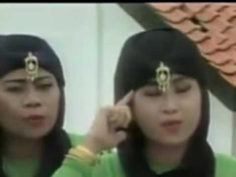 """Qosidah Nasida Ria """"tahun 2000"""""""