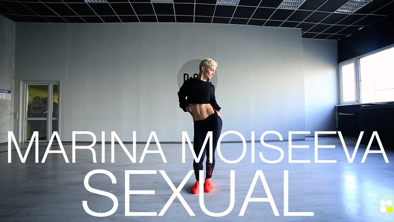 Sexuality choreography