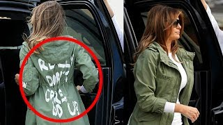¿ Melania Le da Advertencia a Trump  ? Entérate Como