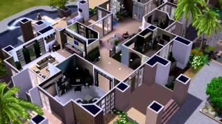 Sims 3 House - Trestion