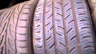 Largest selection of size 225/45/18 used tires,(Contact Torsten Call (424) 488-3396. or Email: TorstenKunert68@gmail.com.Largest selection of used tires, Bridgestone, Michelin, Pirelli, Toyo, Hankook, ..., 2013-11-27T18:02:36.000Z)