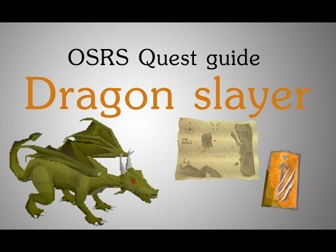 [OSRS] Dragon slayer quest guide