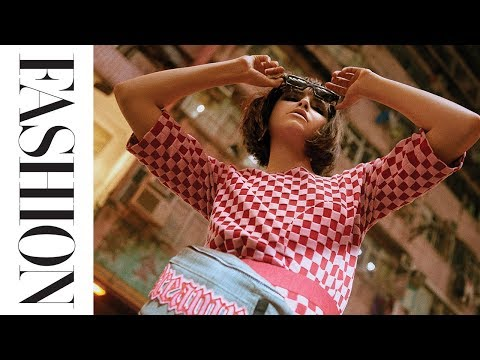 The Occidental Tourist | A Hong Kong Fashion Film