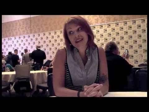 Archer  Amber Nash , SDCC 2015