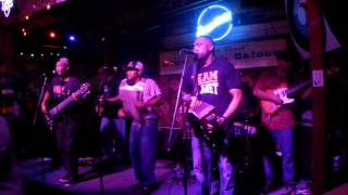 Terry and the zydeco bad boys at bluemoon saloon Lafayette
