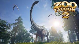 Repeat youtube video Zoo Tycoon 2: Diplodocus Exhibit Speed Build