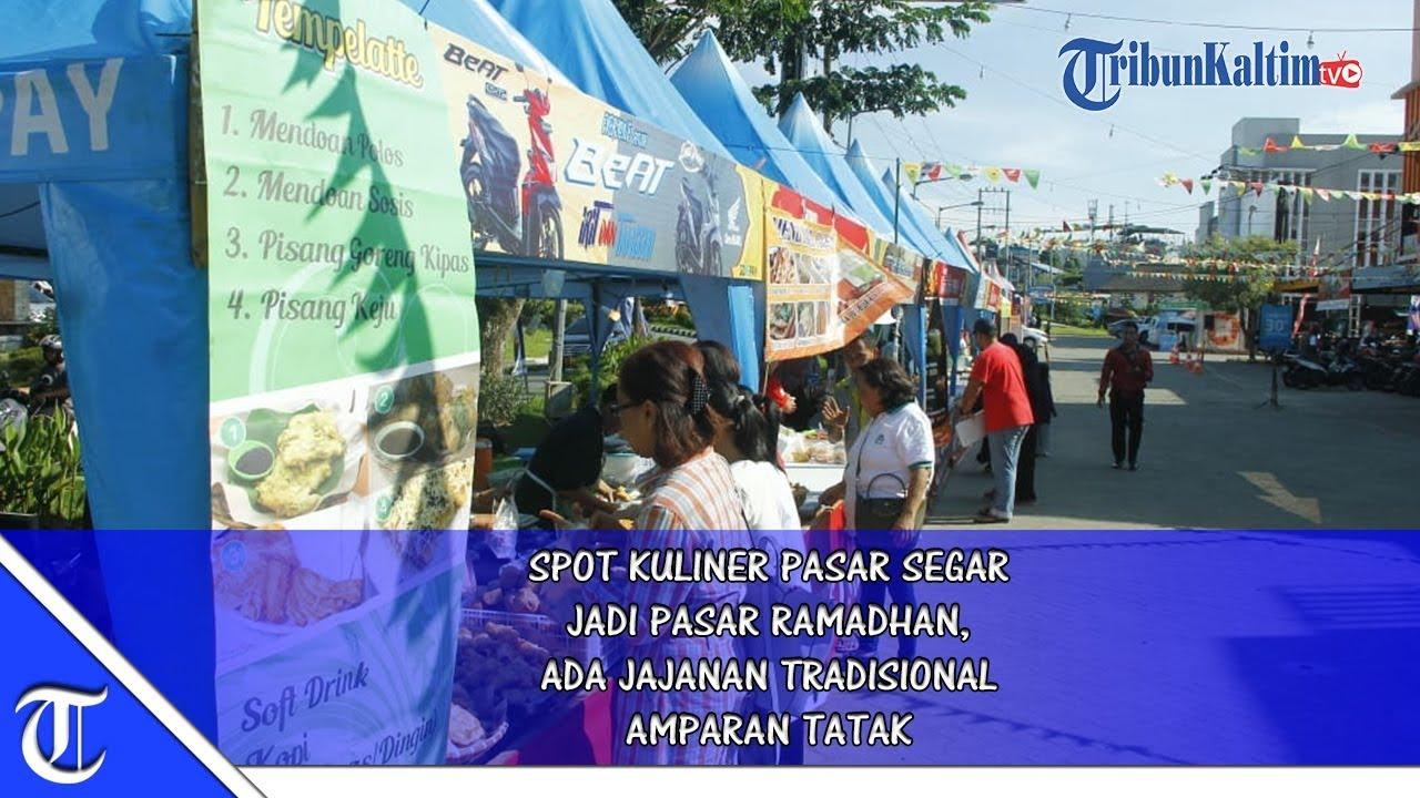 Banner Jajanan Ramadhan - contoh desain spanduk