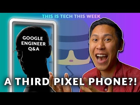 I Talked to a GOOGLE ENGINEER about the PIXEL 3 XL...and It's a FREAKING MESS  😮