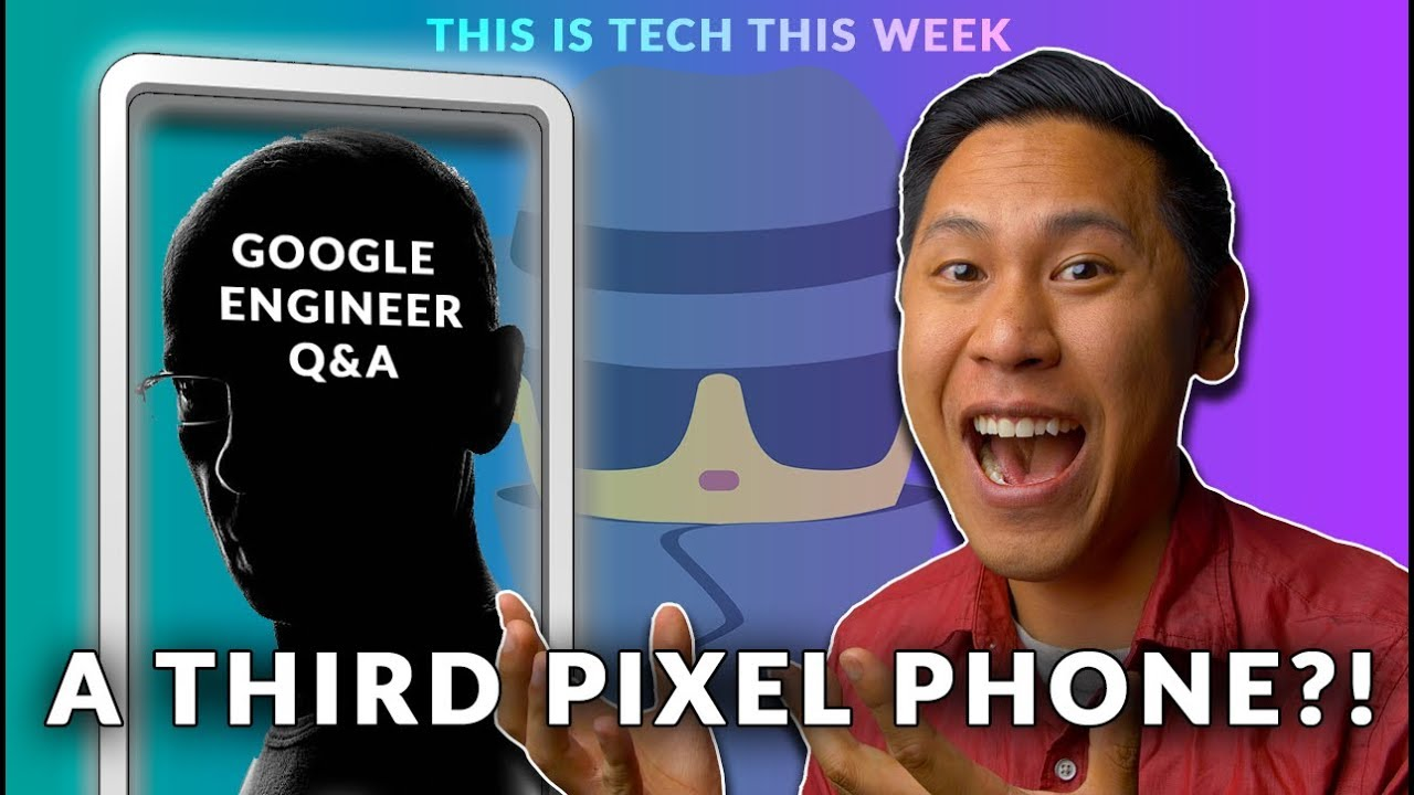 I Talked to a GOOGLE ENGINEER about the PIXEL 3 XL   and It's a FREAKING  MESS 😮