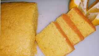 ORANGE CAKE RECIPE  KEKI YA MACHUNGWA