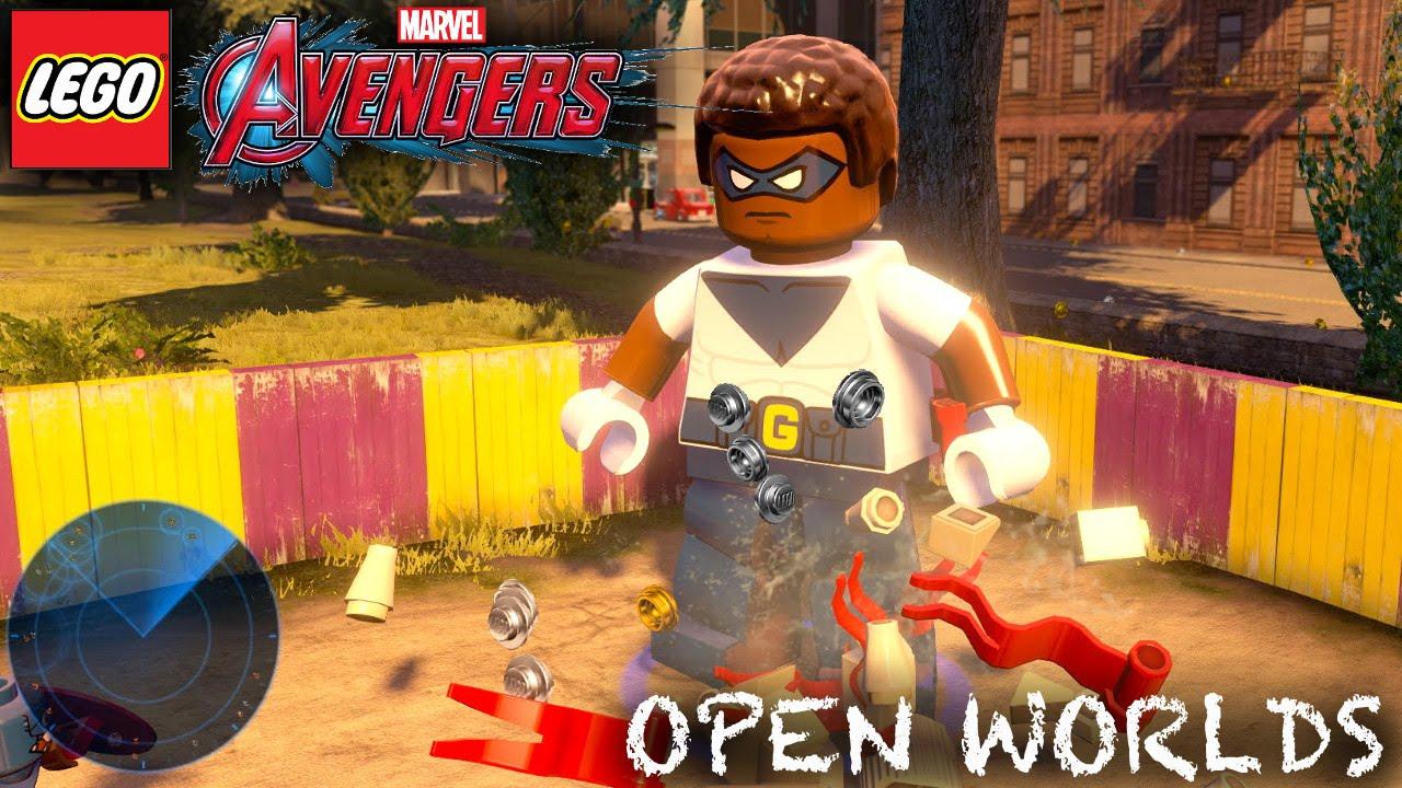 Lego Marvel's Avengers works hard for the limelight alongside Lego