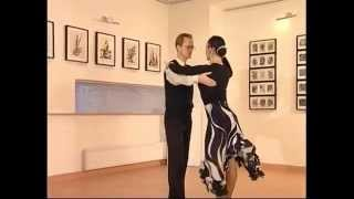 Танец румба для начинающих (видео урок)(, 2015-05-27T07:55:31.000Z)