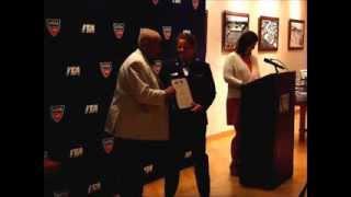 2013 ITA Awards Luncheon - Ashe Award honorees