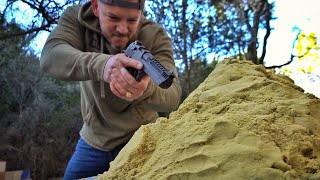 Is Kinetic Sand Bulletproof? Some Weird Stuff....