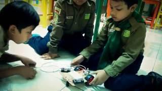 Sekolah Robot Indonesia | Membuat Robot Sederhana