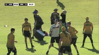 WFDF World Under 24 Ultimate Championship: Men's Bronze - AUS v GER