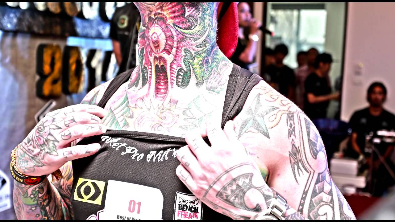Samui tattoo convention 2015 part 1 youtube for Upcoming tattoo conventions