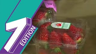 AussieWoman Charged With Contaminating Strawberries With Needles