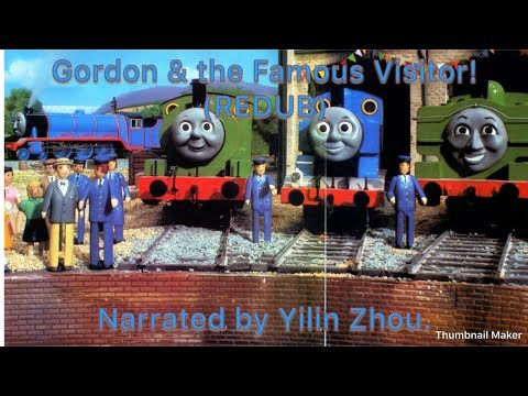 Gordon And The Famous Visitor redub