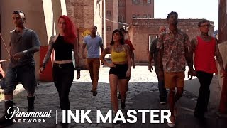 Meet The Artists - Ink Master, Season 7
