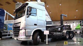 2020 DAF XF 530 FAN Space Cab Truck - Walkaround Exterior Interior Tour