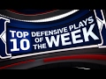 Top 10 Defensive Plays of the Week: 02.05.17 - 02.11.17