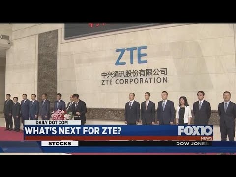 What's next for ZTE