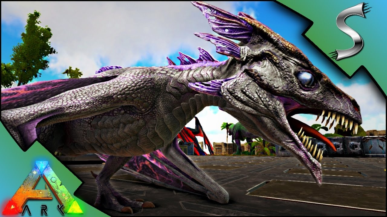 APEX LIGHTNING WYVERN EGG STEALING HATCHING IMPRINTING Modded ARK DINO OVERHAUL X E13