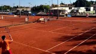 Amazing weather in November for Tennis training in Mallorca