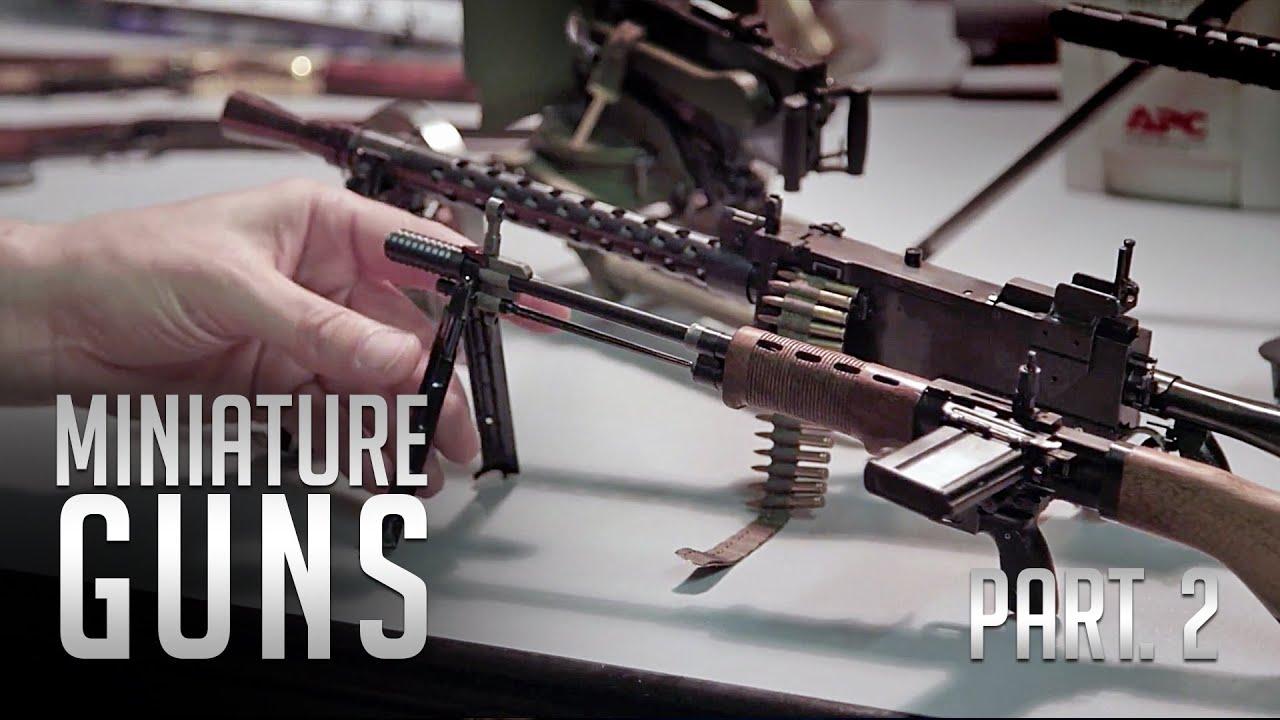 mini machine guns for sale